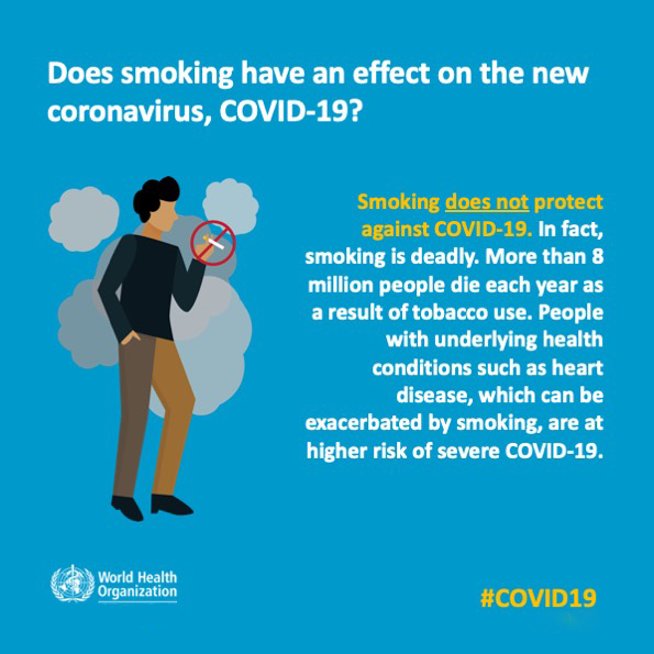 Media Statement Knowing The Risks For Covid 19