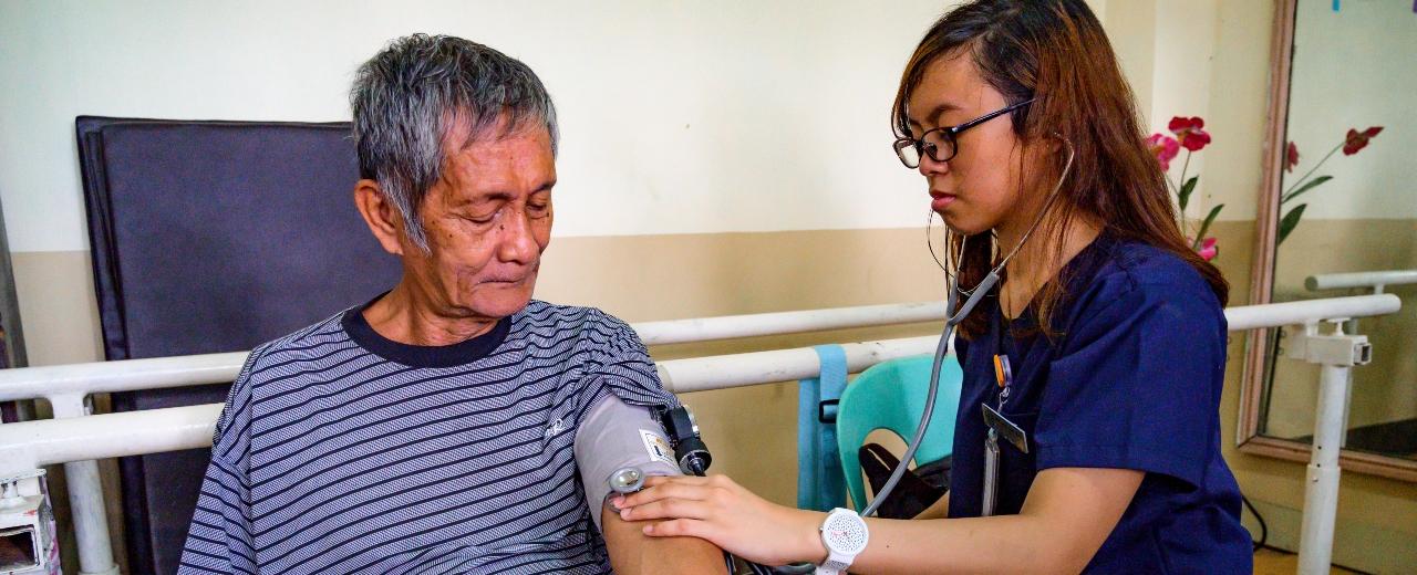Más de 700 millones de personas con hipertensión sin tratar