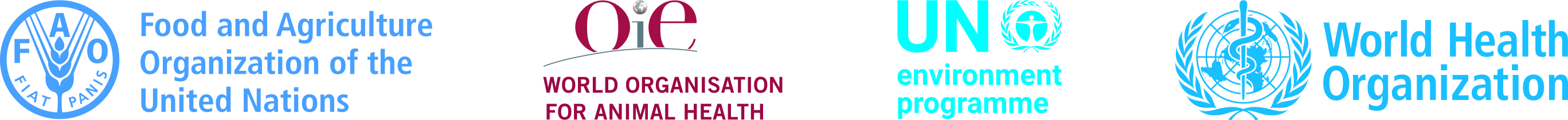 One Health High Level Expert Panel (OHHLEP) Partners logo