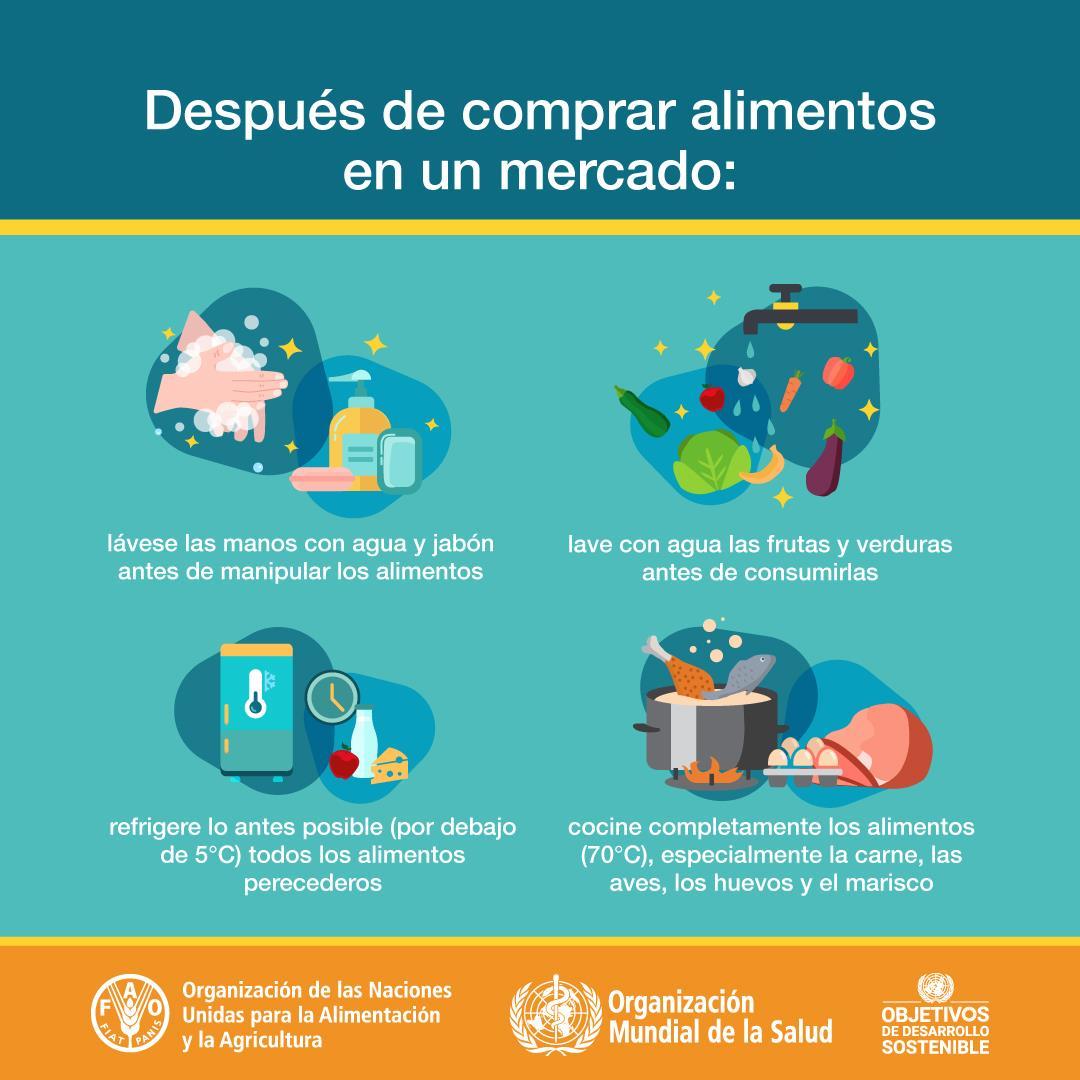 Dia Mundial De La Inocuidad De Los Alimentos 2020