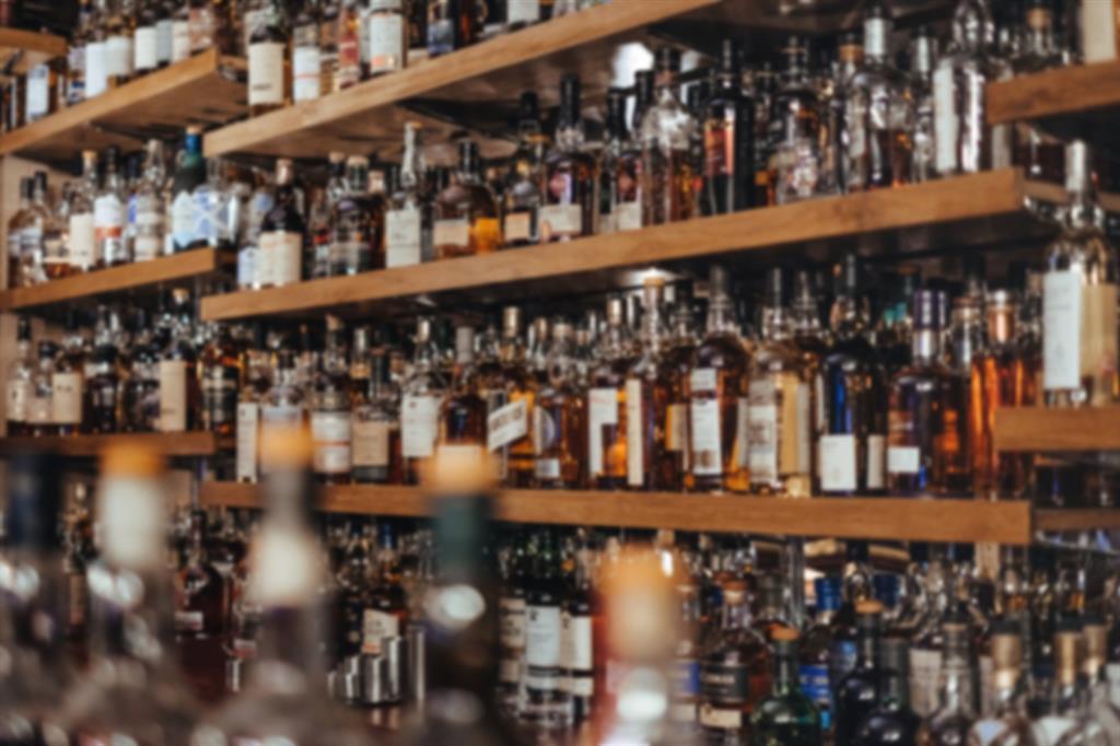 Harmful use of alcohol