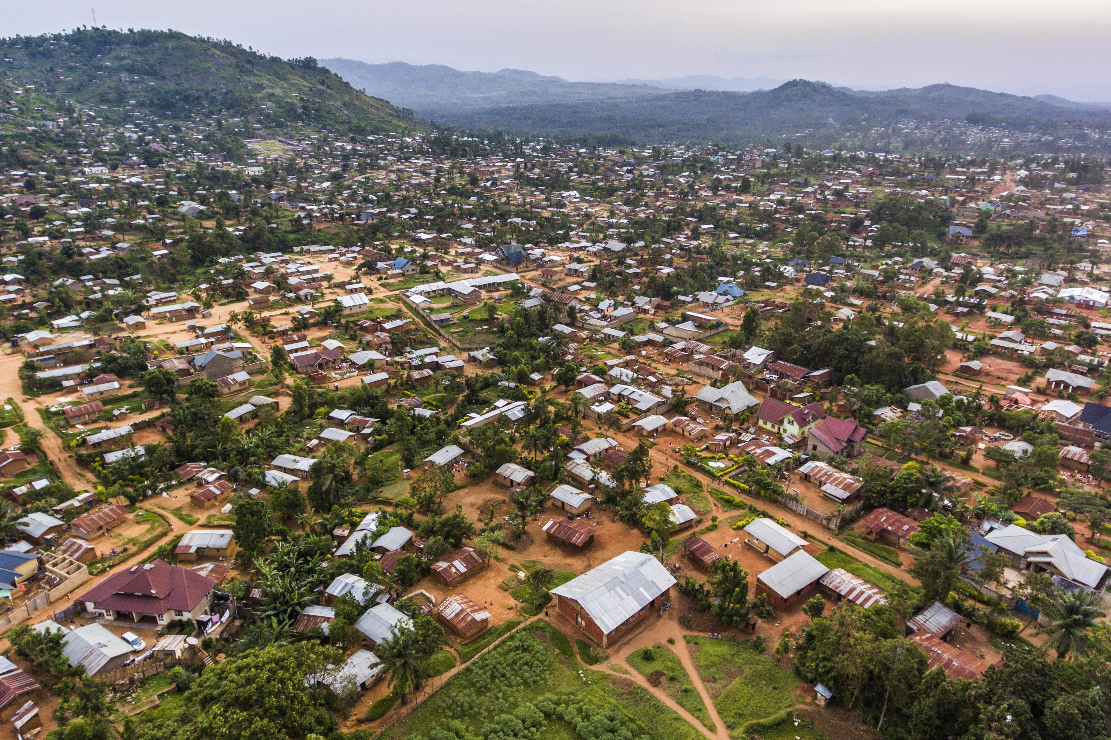 Beni North Kivu ebola drc