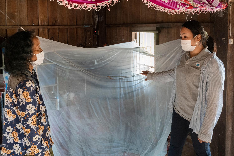 The 'last mile' of malaria elimination in Cambodia