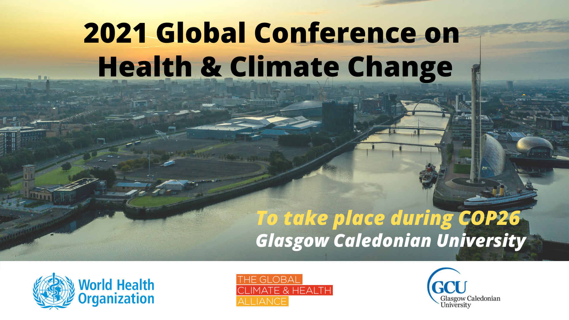 2021 Global Conference on Health and Climate Change 11