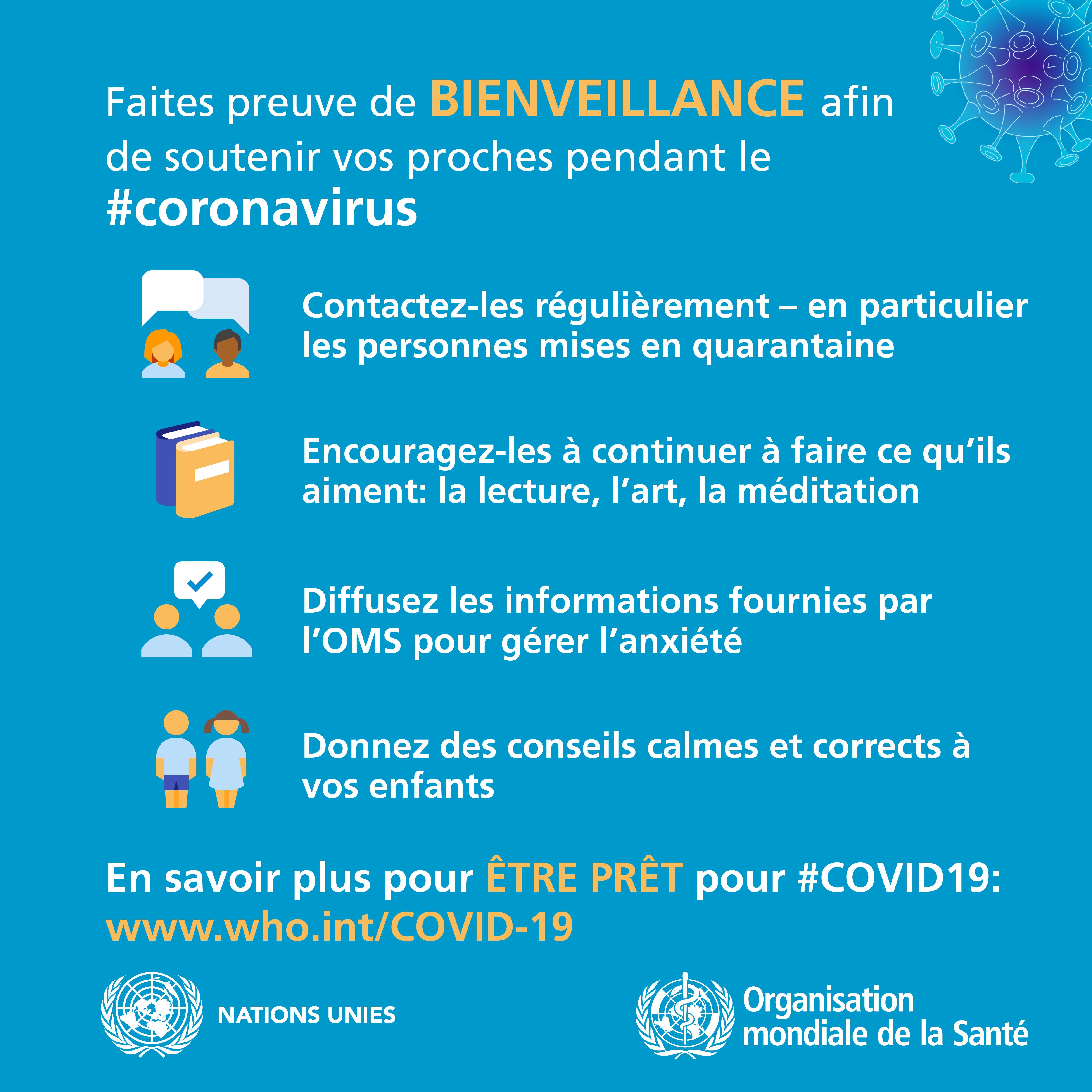 NCoV 2019: comment prévenir la contagion