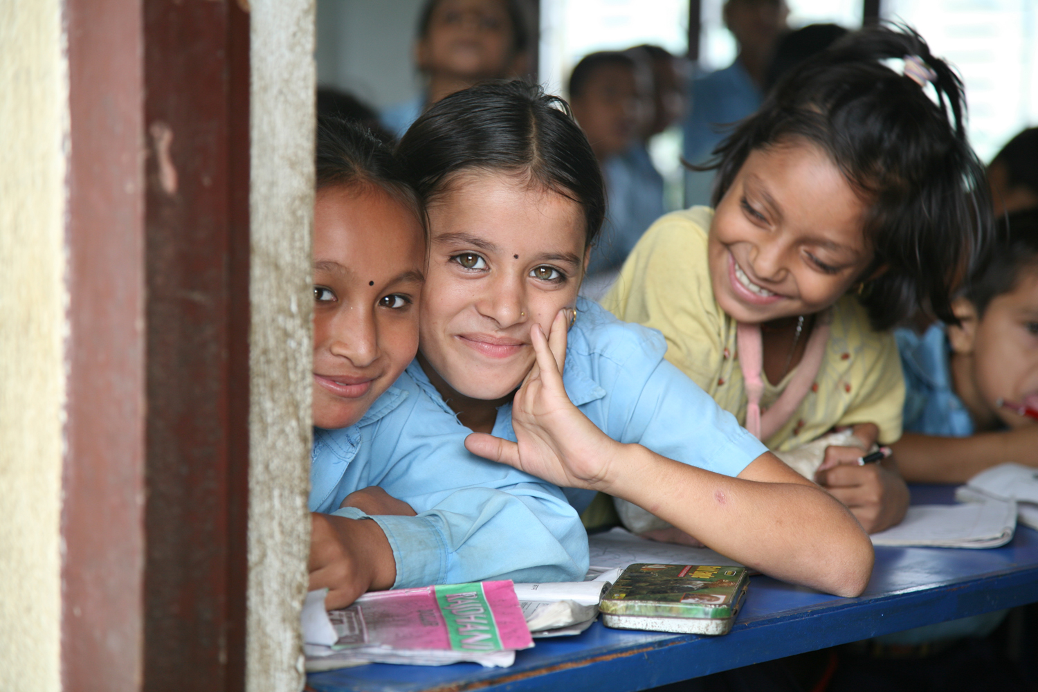 Finding the gaps in meeting adolescent health needs in Nepal