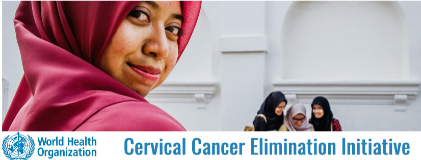 Cervical Cancer Elimination Newsletter Banner