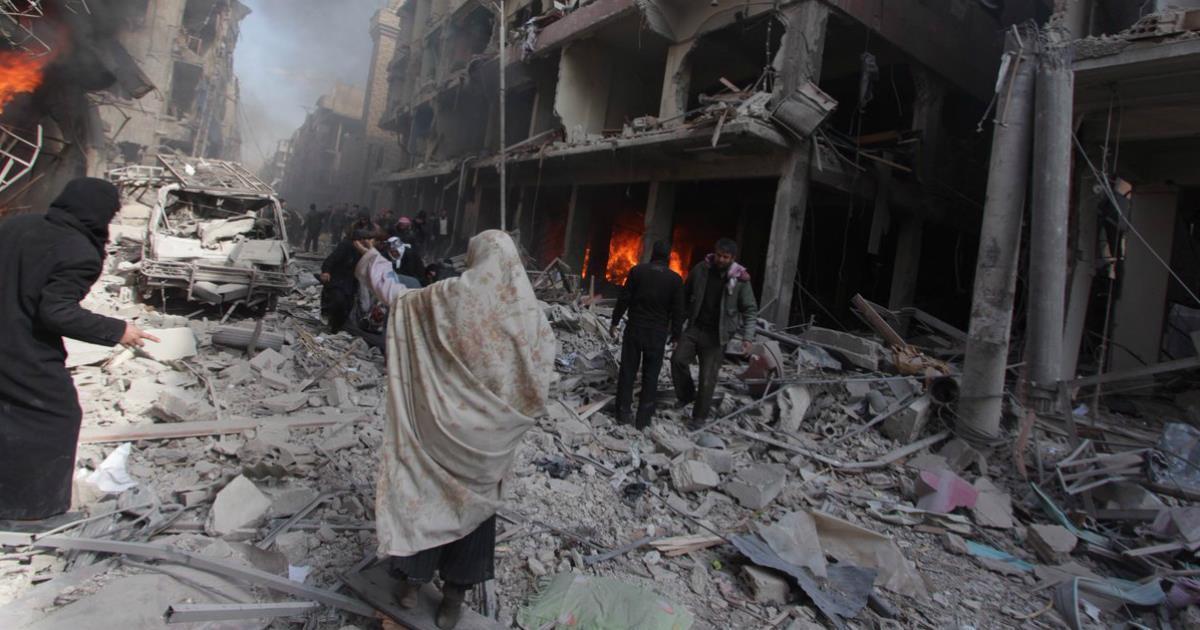 سبع سنوات.. وتستمر المأساة الصحية بسوريا