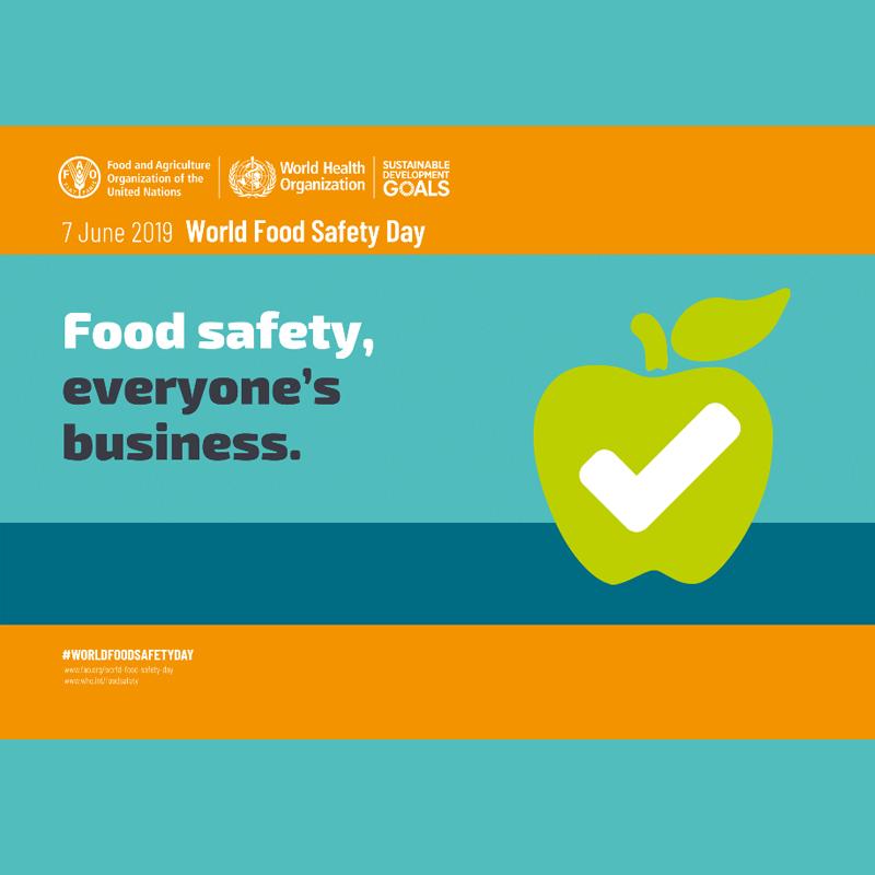 Celebration of World Food Safety Day