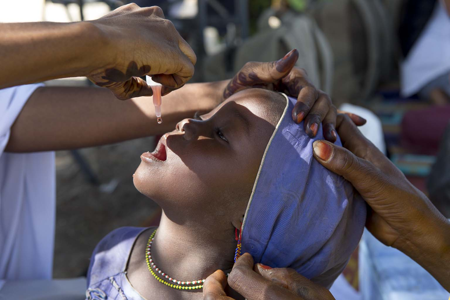 Immunization coverage