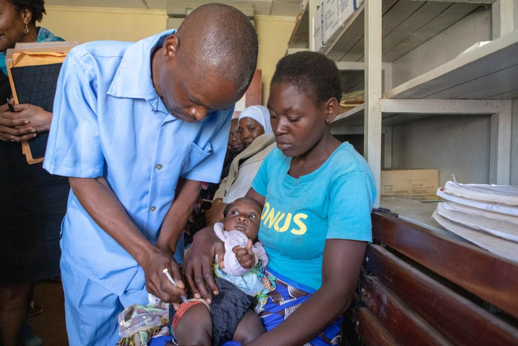 Malaria vaccine pilot launched in Malawi