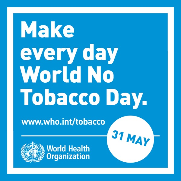 World No Tobacco Day 2018