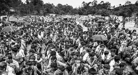 Rohingya crisis one year on