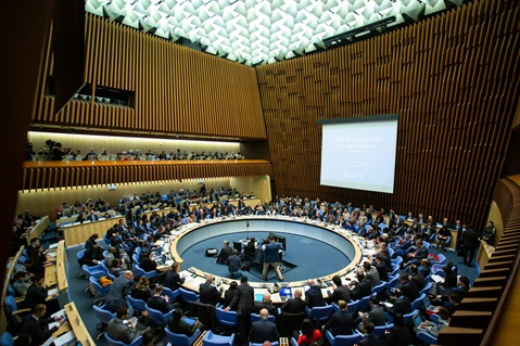 WHO EB recommends the adoption of the strategy for elimination of cervical cancer