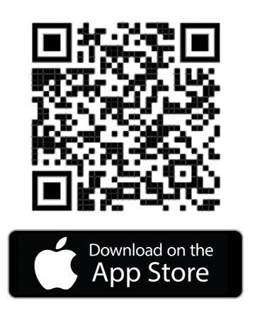 TB Report App - Apple QR code