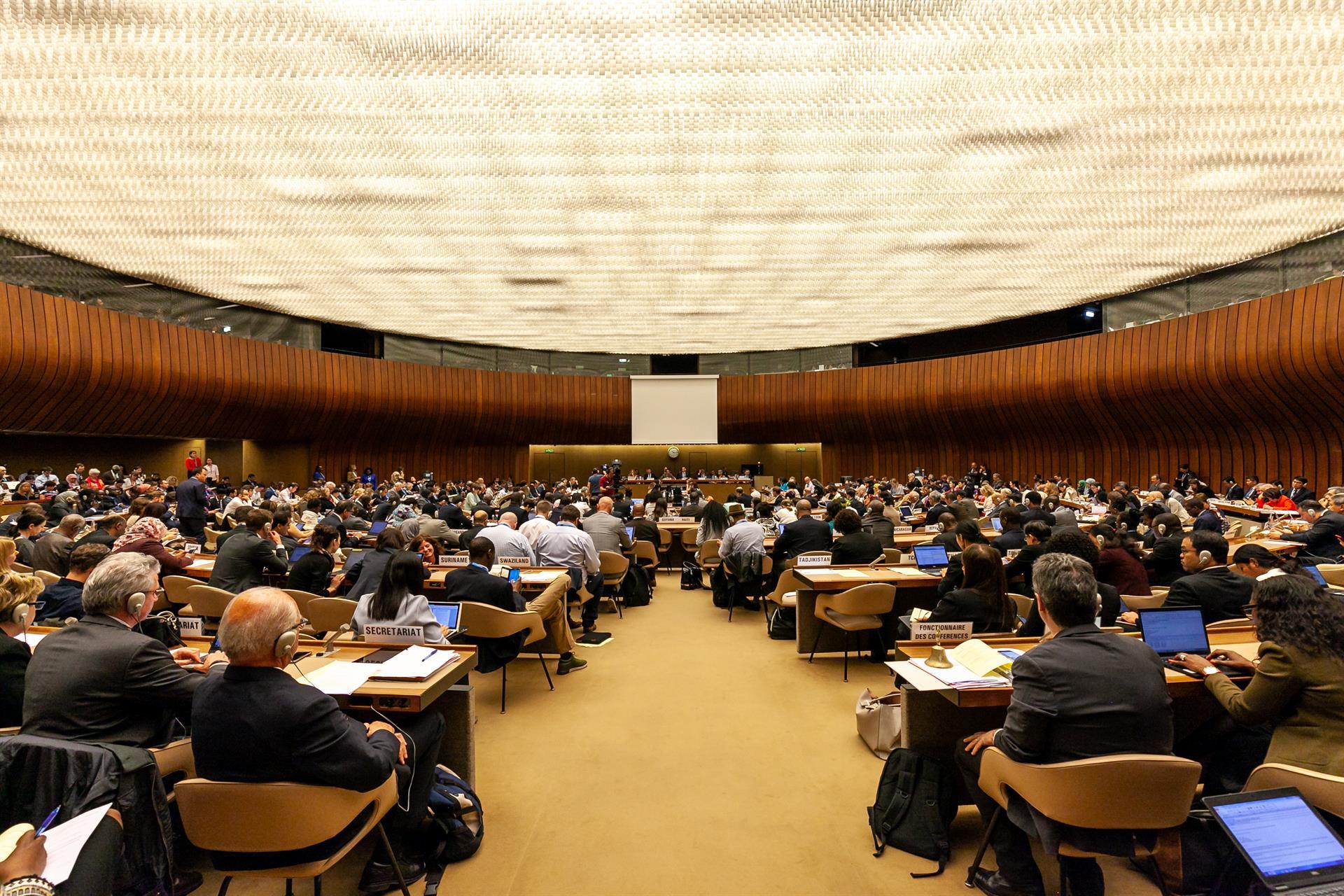 71.ª Asamblea Mundial de la Salud, 23 de mayo