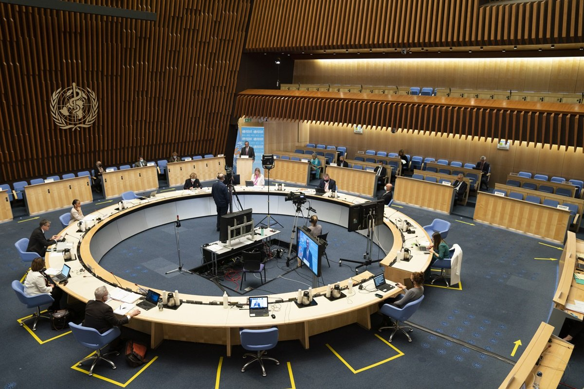 Update from the Seventy-fourth World Health Assembly – 28 May 2021