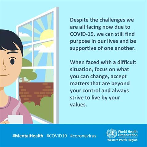 COVID-19 and Mental health | WHO Malaysia