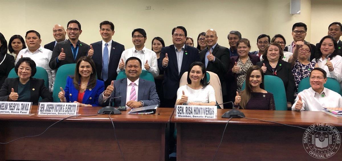 Senate approval photo